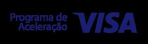 Logotipo Programa de Aceleração Visa